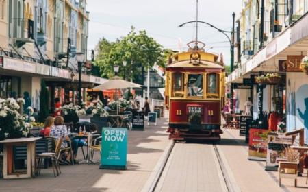 New Regent Street Photo ChristchurchNZ