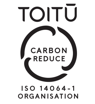 Toiti carbon reduce certification